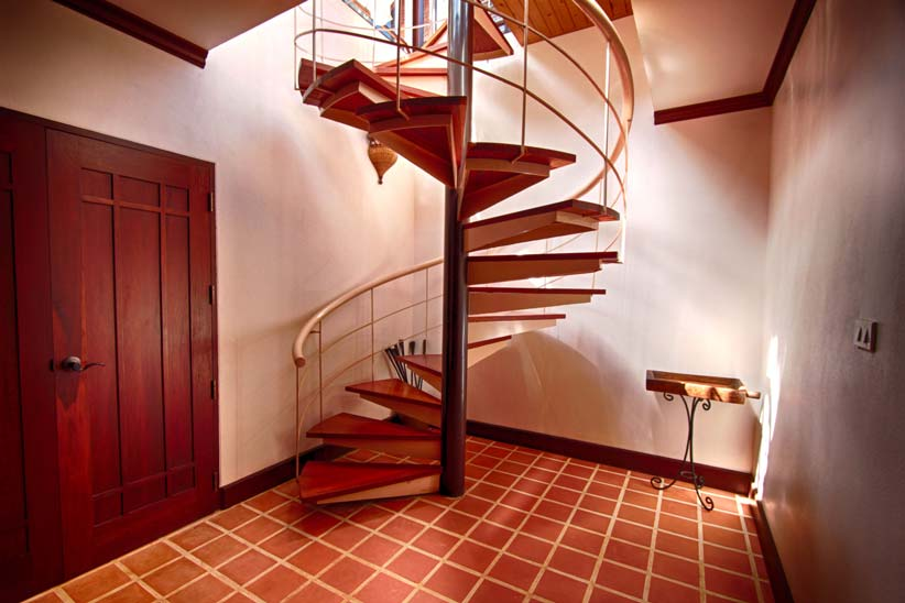 Stairs to Ground Floor