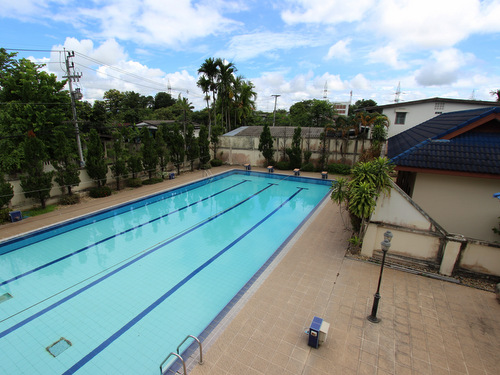 Commercial Swimming Pool And Restaurant For Sale Chiang Rai