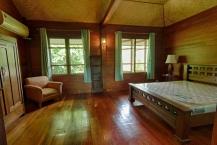 Lanna Style Wooden House